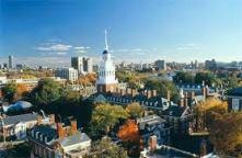 A birds-eye view of Harvard